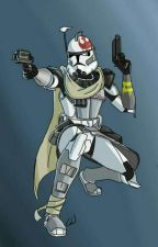 sun of a clone and Mandalorian Book 1 by IronFOX258