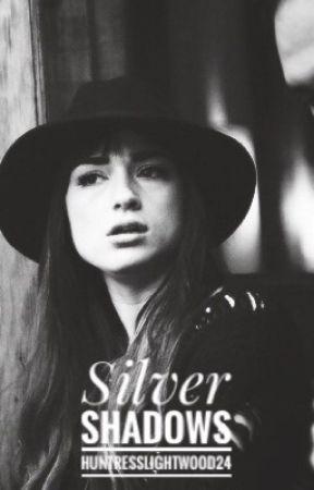 Silver Shadows- A PJO+SH Story   Alec Lightwood  by HuntressLightwood24