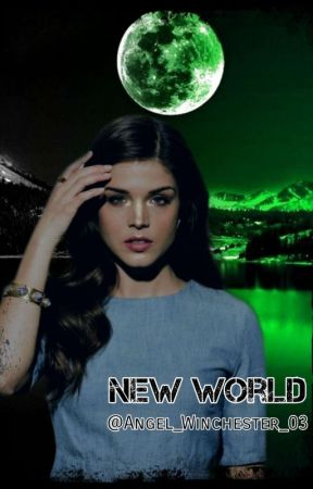 | New World |》Derek Hale (on Hold)  by AngleWinchester