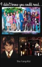 watching Harry Potter (Part 1 of series) by user35430722