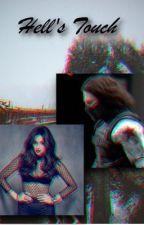 Hell's Touch | Bucky Barnes  by _teenmarvel_