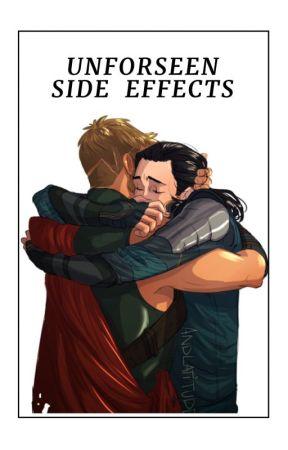 Unforseen Side Effects   // Torki by EmiJey