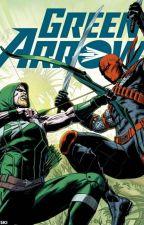 Green Arrow: Reborn by -GreenArrow-
