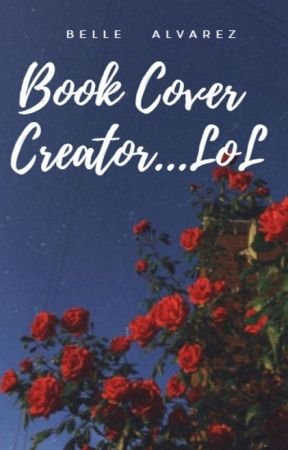 Book Cover Creator...LoL by Pinkturtle_18