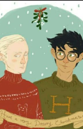 A very drarry christmas by Spiderling_boy