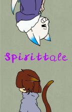 Spirittale *A Sans X Frisk fanfic* [ON HOLD] by Real_Frans_Child
