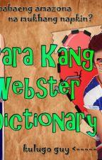 Para Kang Webster Dictionary by ExpeliamusVeraverto