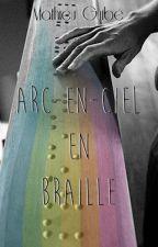 Arc-en-ciel en Braille by MathGuibe
