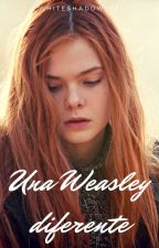 Una Weasley Diferente by WhiteShadow_03