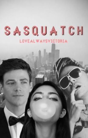 SASQUATCH! | h.s. by lovealwaysvictoria