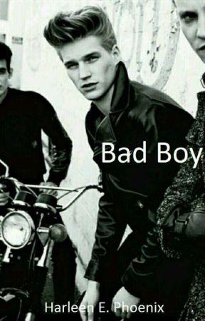 Bad Boy    Recensori Di Wattpad E Dintorni by HarleenEPhoenix