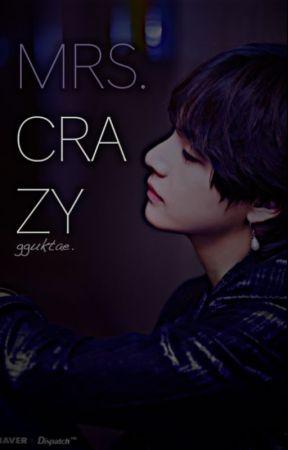 *HIATUS* MRS.CRAZY | k.th [Book2] by gguktae_