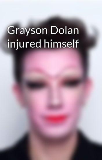 Grayson Dolan injured himself