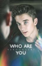 wHo ArE yOu ? [Daniel Seavey/Texting] by verhungert