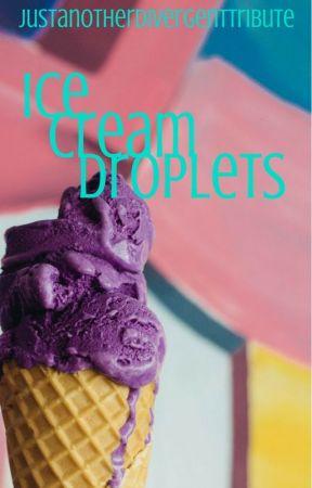 ice cream droplets by AquamarineSoul_14