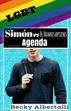 Simón Vs.The Homosapiens Agenda||TERMINADA||Love,Simon [Español] by Lukeasaurus