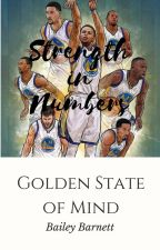 A Golden State of Mind - Golden State Warriors by writer__30
