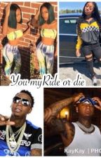 You my ride or die by Moneybagg_Kay
