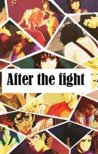 After the Fight {A HOO fanfiction} by SP_HOO-fan