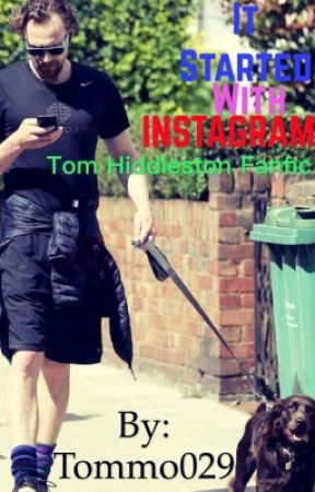It Started With INSTAGRAM// Tom Hiddleston fanfic - Beach