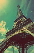 El asesinato en la Torre Eiffel by Kurama-Chan