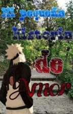 Mi pequeña historia de Amor by ErenaUchiha