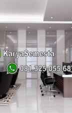 Berpengalaman WA 081 325 055 687 Desain Interior Kantor Semarang by jasarenovasikantor02