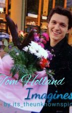 Tom Holland imagines by its_theunknownspidey