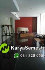 Kontraktor Semarang !! WA 081 325 055 687, Kontraktor Renovasi Kantor Semarang by jasarenovasikantor02