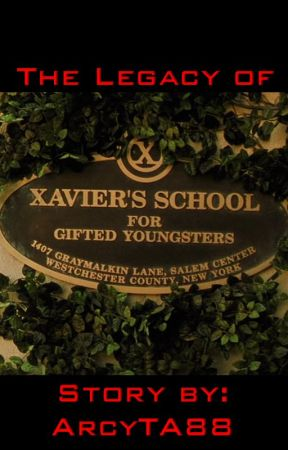 The Legacy of Xavier's School for Gifted Youngsters by ArcyTA88