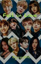Falling in love with BTS by kpc206