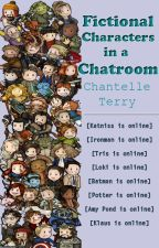Fictional Characters in a Chatroom by WeirdlySupernatural