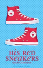 his red sneakers by ragingtheseas