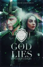 The god of lies ↻ Loki Laufeyson by godoflovers