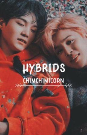 Hybrids || MYG & PJM by chimchimicorn