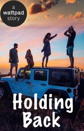 Holding Back by joymoment