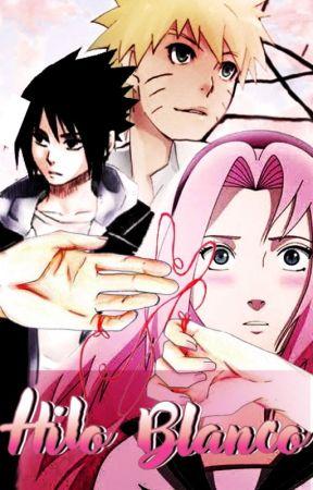 Hilo Blanco |SasuSaku-SasuNaru| Naruto| by TheLittleKat