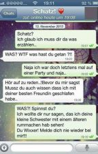 Lustige Whats App Chats by RememberForYourDream