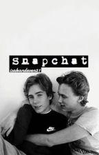 snapchat||isak&even by 2bananas4apound