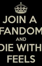 Every Fandom (That I know) Explained by Me (In a Nutshell Sort Of) by Allygirl34