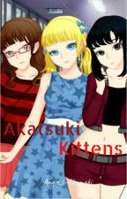Akatsuki Kittens by Angie_l-v_Uzumaki