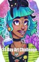 31-Day Art Challange by KatTsukii