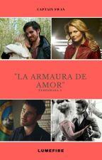 "Captain Swan  - ""La Armadura del Amor"" by Lume_fire"