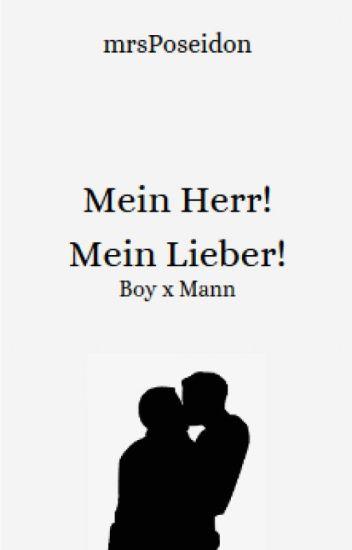 Mein Herr! Mein Lieber! Boy x Mann