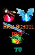 High school dxd X Tu (Pausada Indefinidamente) by DavidG445