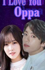 I Love You Oppa | {Yukook} by Chrisjungkookie9704