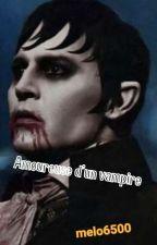 Amoureuse d'un vampire ( Barnabas Collins)  by melo6500