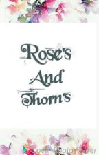 Roses And Thorns (Book 2) by HayaHashmi