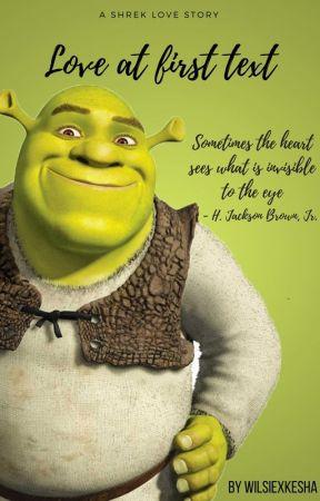 Love at first text  (Shrek x Furry) - Take a Deep Breath (1