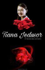 Tiana Jedusor A L'école Des Sorciers by Swalla_st